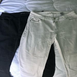 3 pair Michael Kors pants